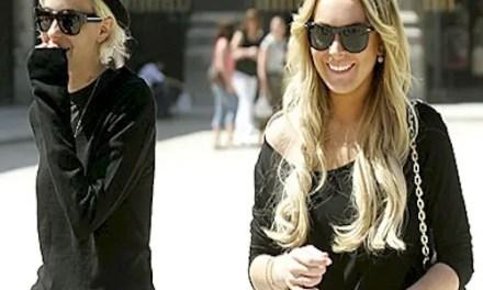 Lindsay Lohan y Samantha Ronson no piensan romper
