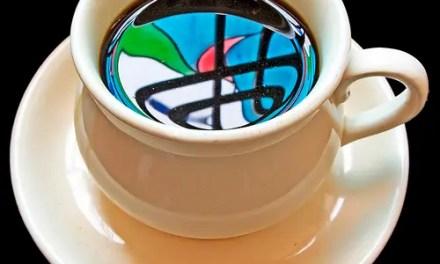 Gracias por los cafés Agosto 2009