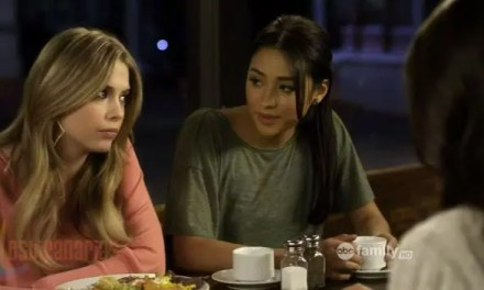 Pretty Little Liars resumen de episodio 1×21