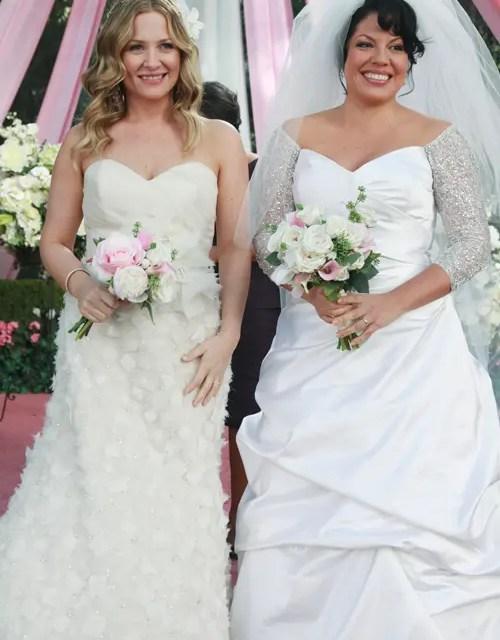 Spoilerlandia: Callie y Arizona ¡feliz 5 de Mayo!
