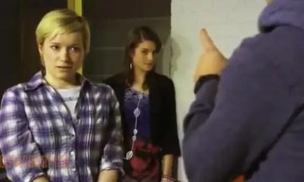 Jenny y Emma resumen semanal 5 Hand aufs Herz