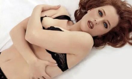 Gillian Anderson habla de sus pasadas relaciones con mujeres