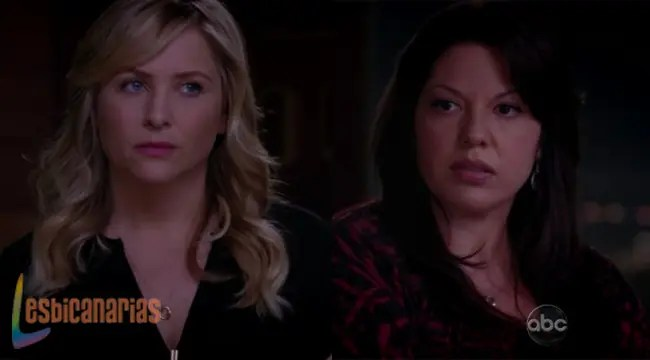 Callie y Arizona resumen de episodio 9×15 Anatomía de Grey