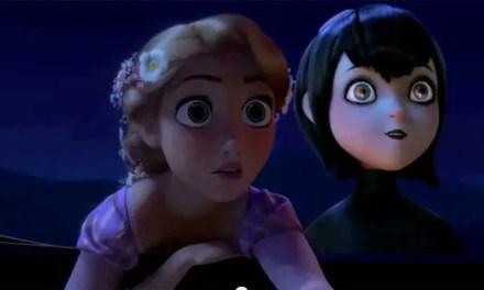 Rapunzel y Mavis: un cuento de hadas para lesbianas