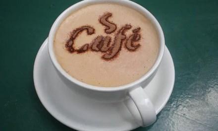Gracias por los cafés julio 2013