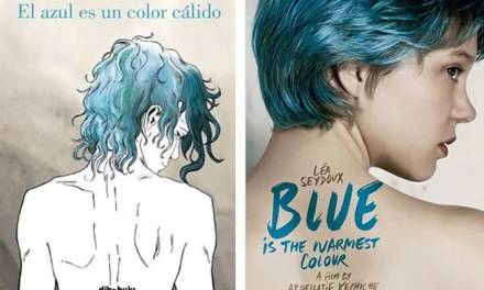 «El azul es un color cálido» trailer internacional de la película