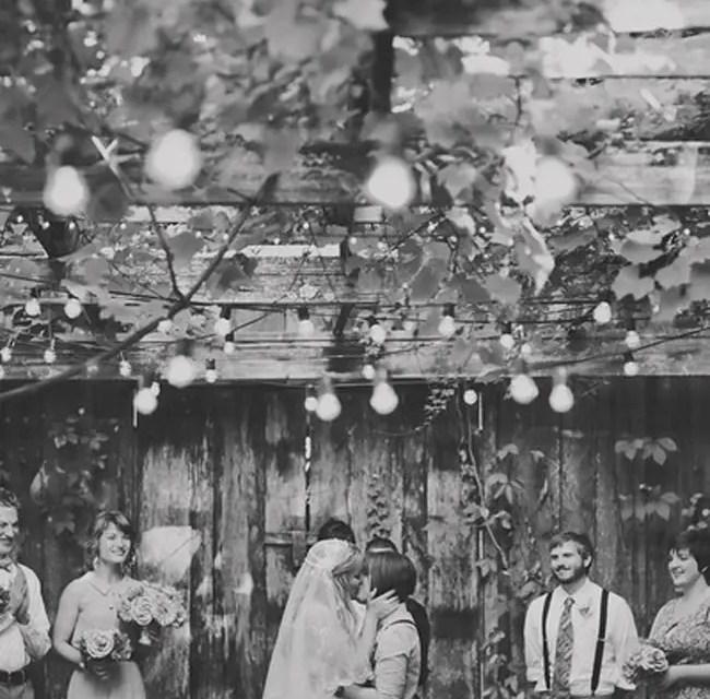 Una boda lésbica nos devuelve la fé en el mundo