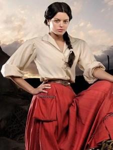 Adriana Torrebejano no está contenta con el final de Crisabel