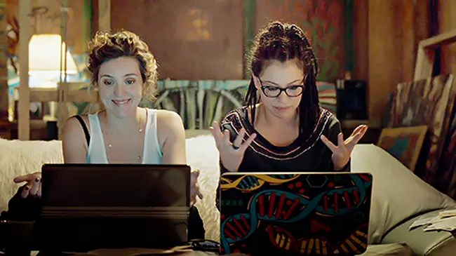 Cosima y Delphine