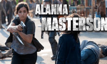 Alanna Masterson regular en la quinta temporada de The Walking Dead