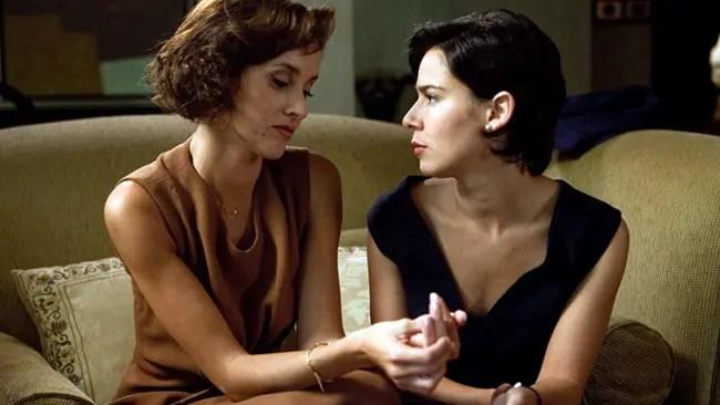 Ana y Teresa pareja lésbica