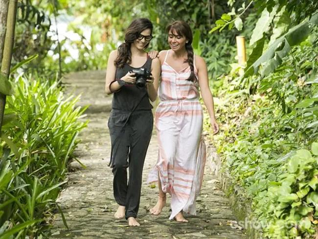 Clara y Marina Em Familia