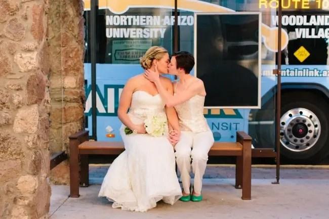 fotografía bodas lésbica