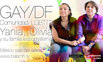 Yania y Olivia: dos mamás lesbianas que nos cuentan su historia