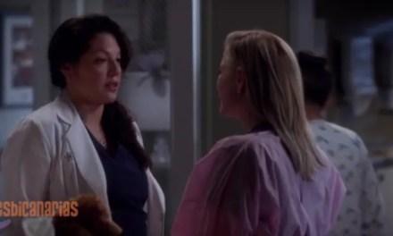 Callie y Arizona: resumen de episodio 11×02 Anatomía de Grey