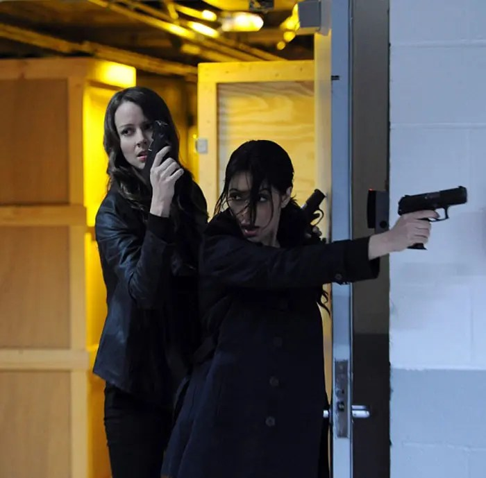 Root y Shaw Person of Interest