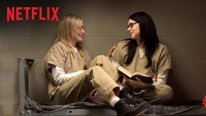 Alex y Piper en Netflix