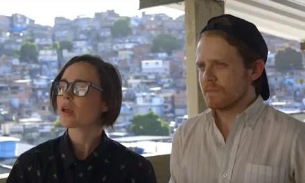 Ellen Page arriesga su vida en entrevista