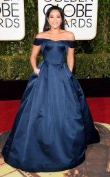 Gina Rodriguez Golden Globes 2016