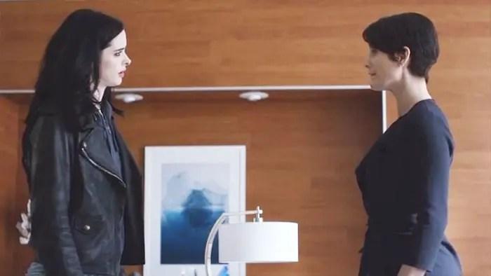 Jessica intenta convencer a Jeri