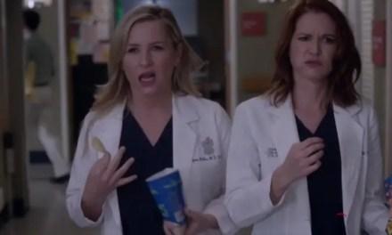 Callie y Arizona: resumen de episodio 12×13 Anatomía de Grey