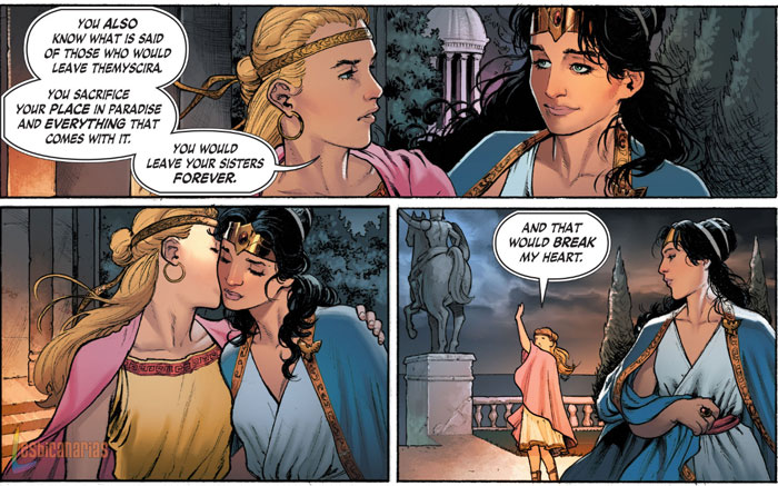 wonder woman bisexual