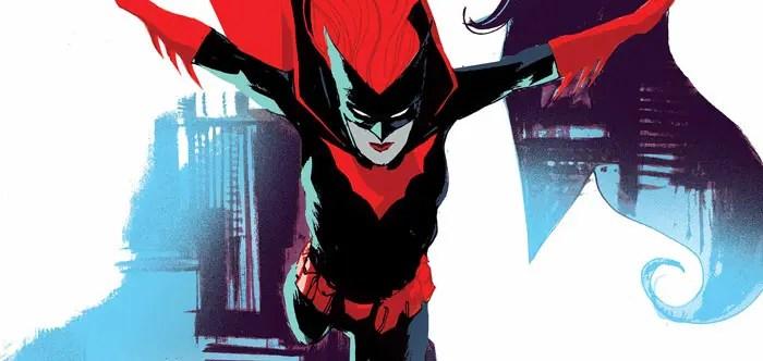 Batwoman cómic