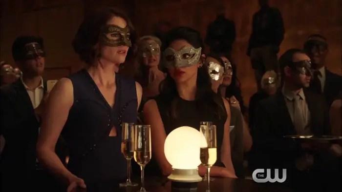 Maggie y Alex en Supergirl