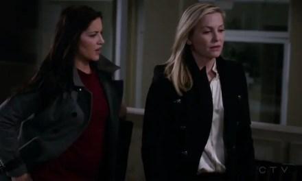 Arizona y Eliza resumen de episodios 13×14 Anatomía de Grey