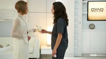 Sarah y Rachel se reencuentran