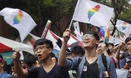 Histórico avance hacia el matrimonio homosexual en Taiwán