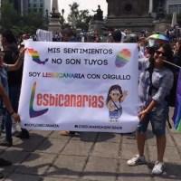 Mi primera Marcha del OrgulloLGBT+