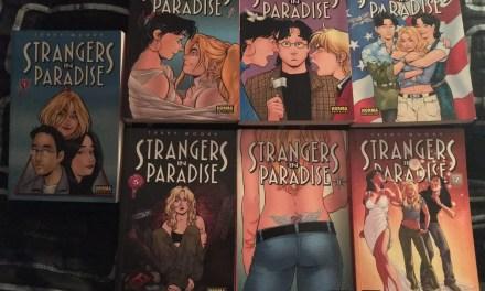 Strangers in Paradise volverá en 2018