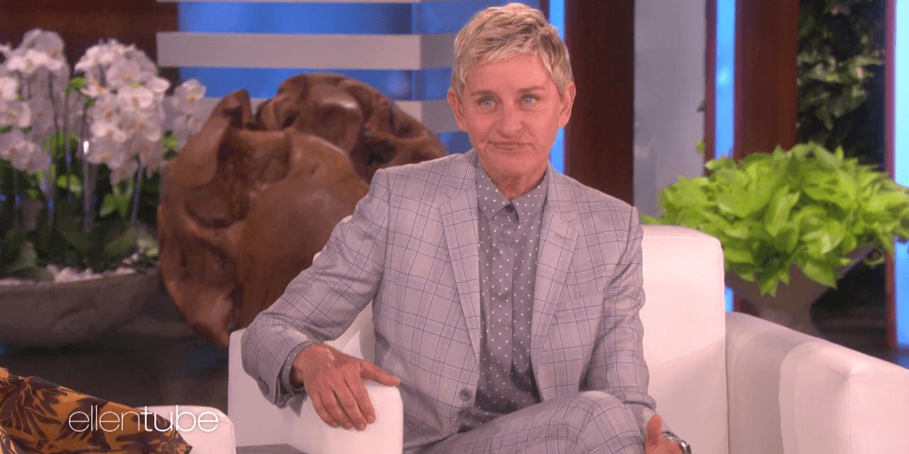 Ellen DeGeneres no quiere a Trump en su programa