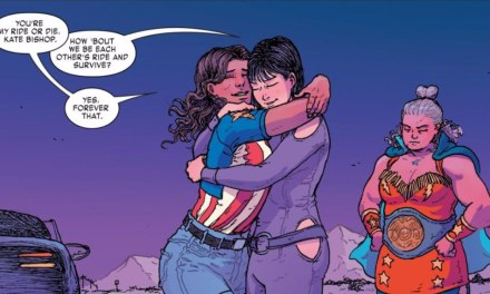 "America 6: ""Your Hearth Is True"" – Cómics lésbicos"