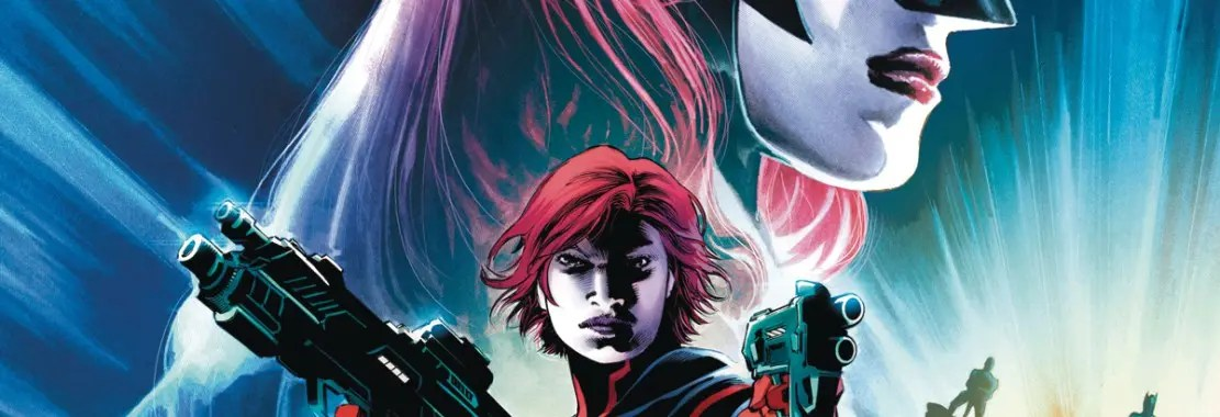 Batwoman 6: «Open Fire 1» – Cómics lésbicos