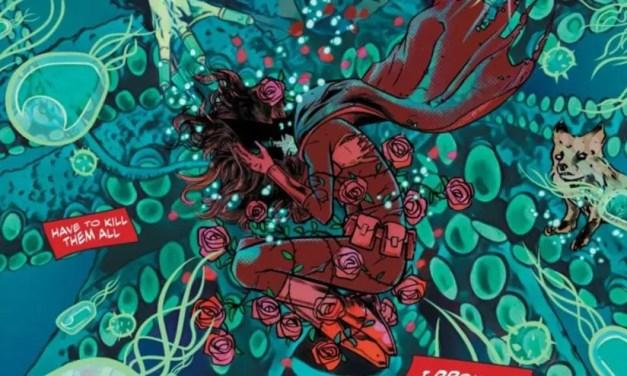 Batwoman 8: Fear and Loathing 2 – cómics lésbicos