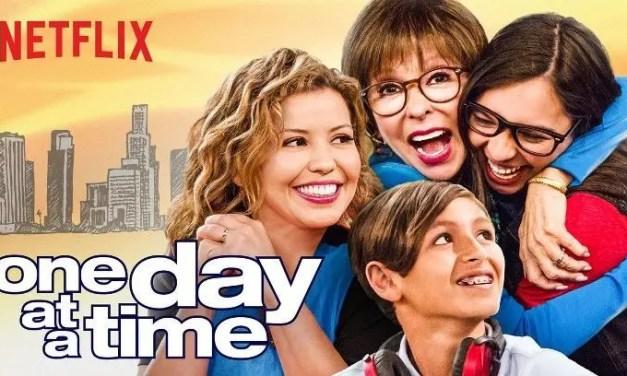 Ya tenemos fecha (y trailer retro) para la segunda temporada de One Day at a Time