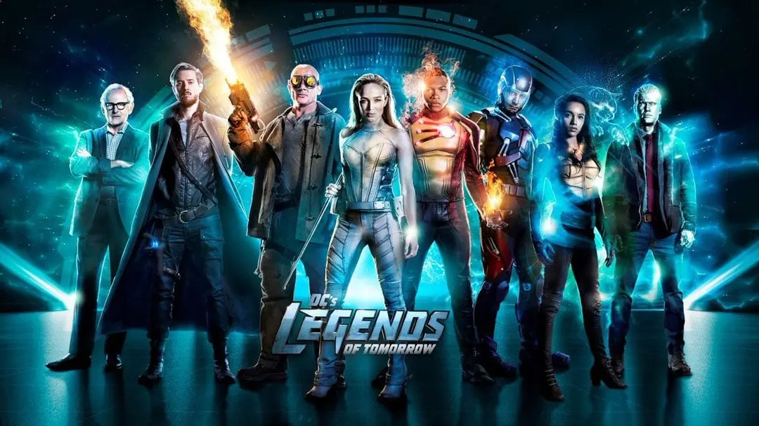 Equipo Legends of Tomorrow