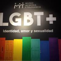El Museo de Memoria Y Tolerancia sale del closet