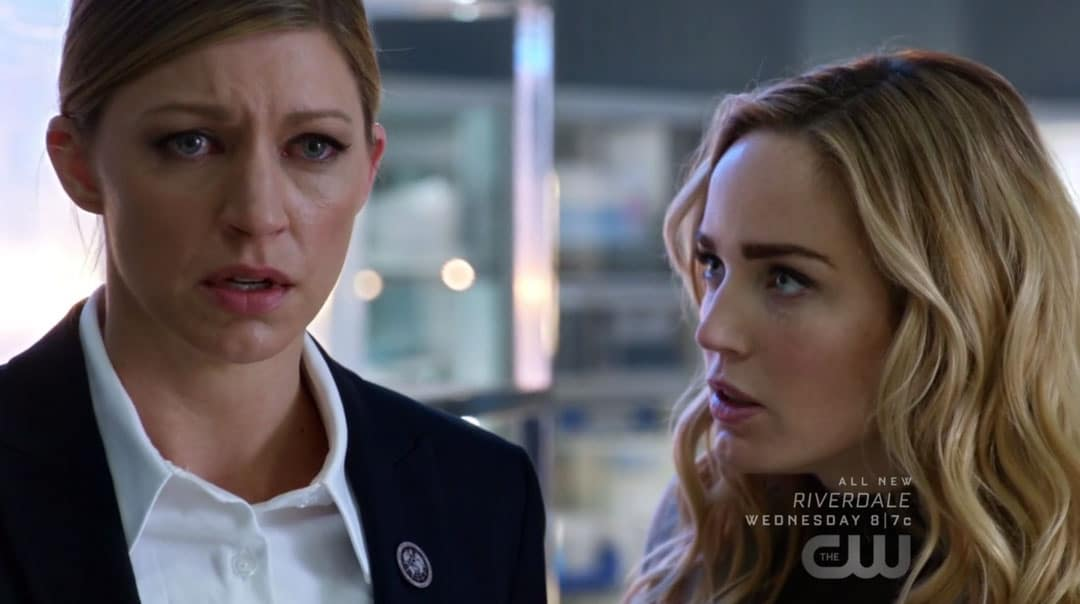 Sara y Ava resumen de episodio 3×16 – Legends of Tomorrow