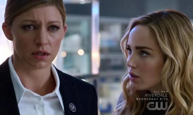 Sara y Ava resumen de episodio 3×16 – Legends of Tomorrow