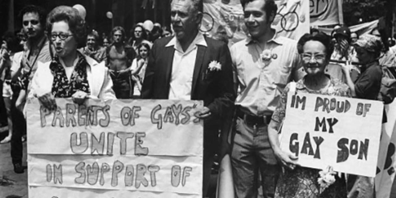 Conoce a los abuelos que crearon PFLAG