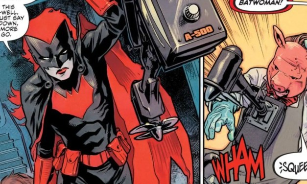 Batwoman 11: Paging Professor Pyg!