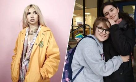 Hayley Kiyoko salva la graduación de dos chicas lesbicanarias