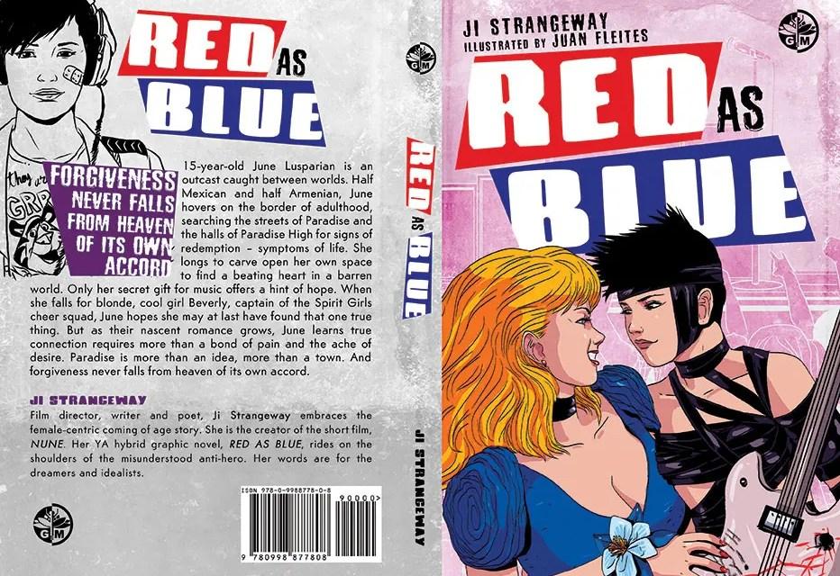 Red as Blue: La historia queer adolescente que necesitabas y no lo sabías