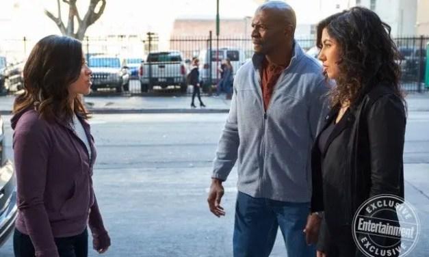 Rosa caerá rendida ante Gina Rodriguez en Brooklyn Nine-Nine