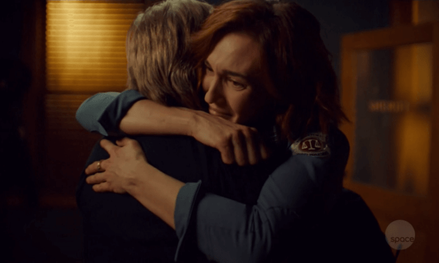 Wynonna Earp: Resumen de episodio 3×07 – Waverly y Nicole