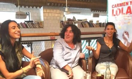 Zaira Morales, Rosy Rodríguez y Arantxa Etxebarría  nos hablan de «Carmen y Lola»