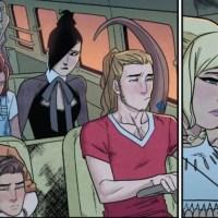 Runaways 10 - Cómics Lésbicos